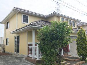 【GT-0127】外壁スーパームキコート塗装工事