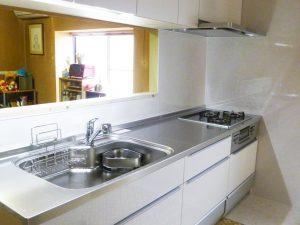【K-0060】キッチン交換工事